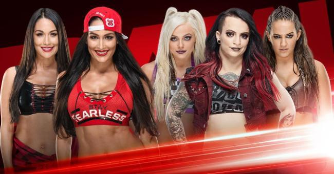 WWE Raw Results (9/3)