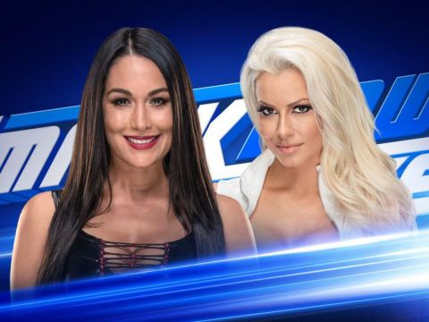 WWE SmackDown Live Results (9/11)