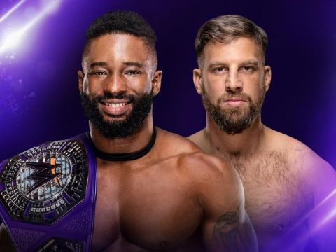 WWE 205 Live Results (9/19)