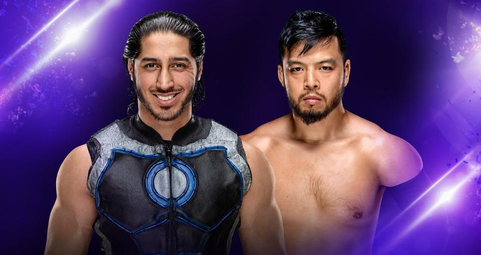 WWE 205 Live Results (9/26)