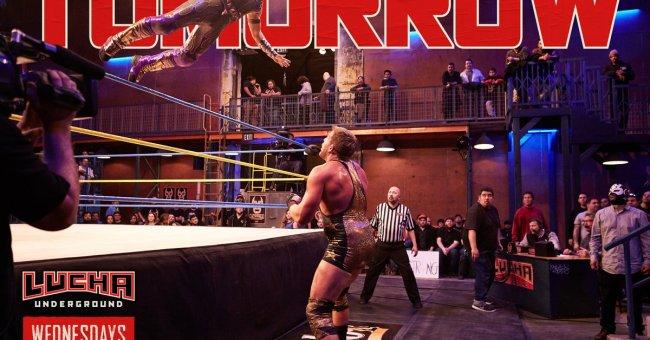 Lucha Underground Results (9/26)