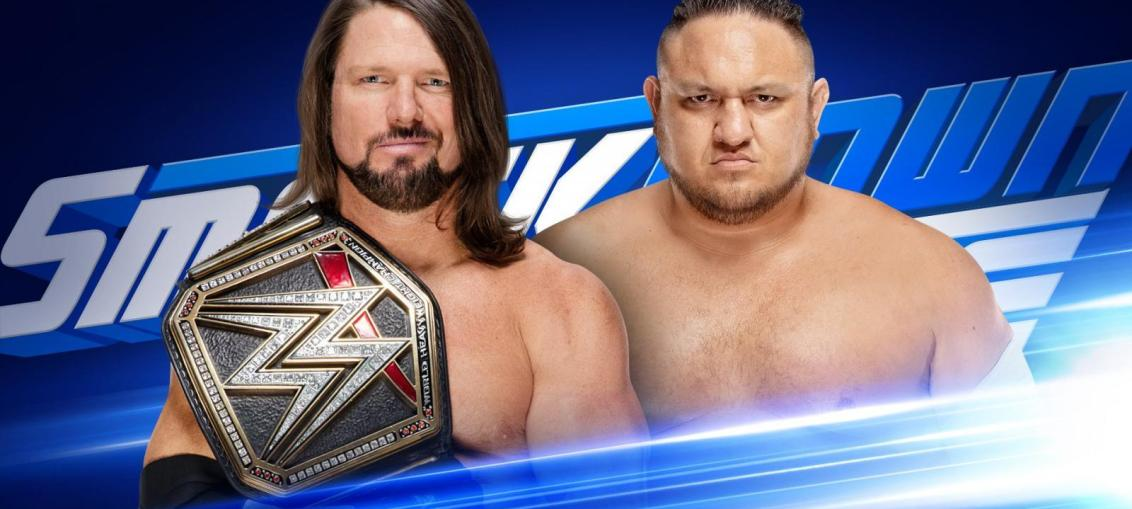 WWE SmackDown Live Results (9/25)