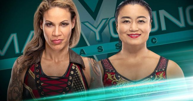 WWE Mae Young Classic Results - October 3, 2018