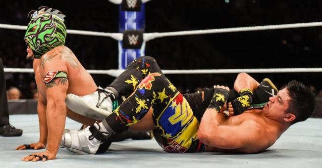 WWE 205 Live Results (10/3)