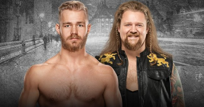WWE NXT UK Results (10/24)