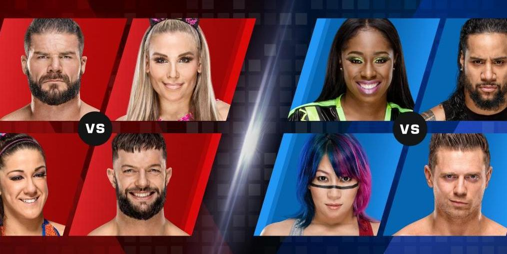 WWE Mixed Match Challenge Results - October 23, 2018