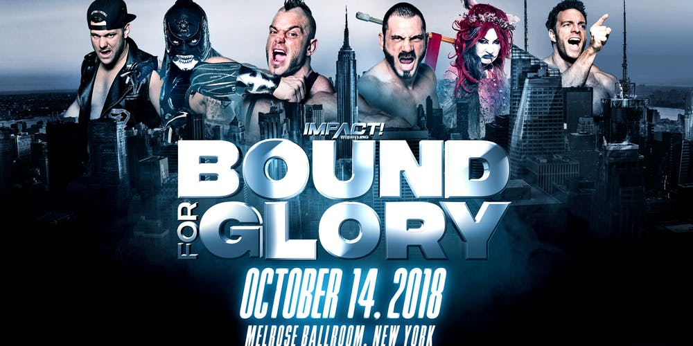 Bound For Glory 2018 Results
