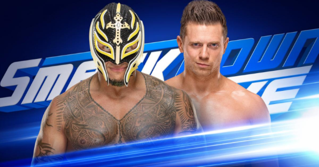 WWE SmackDown Live Results (10/23)