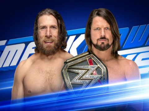 WWE SmackDown Live Results (10/30)