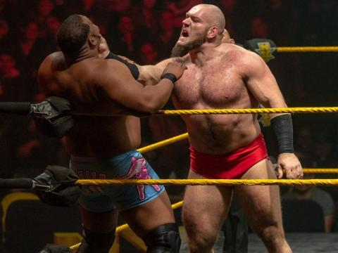 WWE NXT Results (11/28)