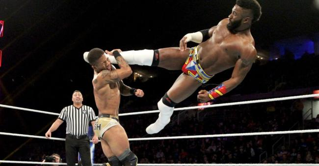 WWE 205 Live Results (11/14)