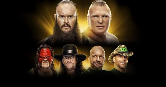 WWE Crown Jewel Results