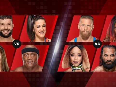 WWE Mixed Match Challenge Results - November 27, 2018