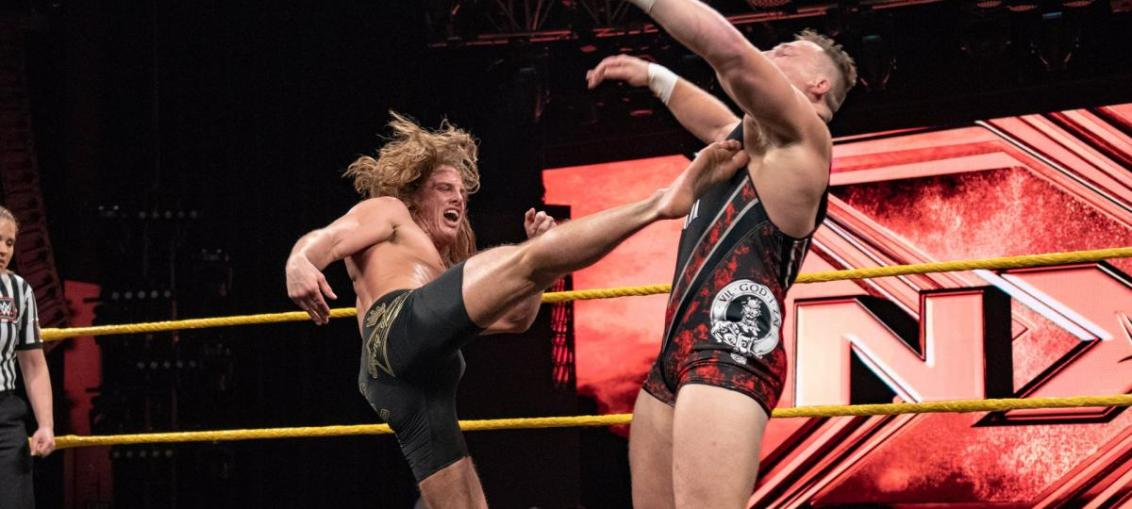 WWE NXT Results (10/31)
