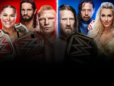 WWE Survivor Series 2018 Results