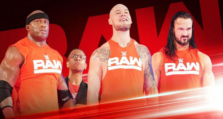 WWE Raw Results (11/19)
