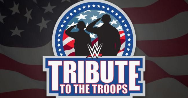 WWE Tribute To The Troops 2018 Results
