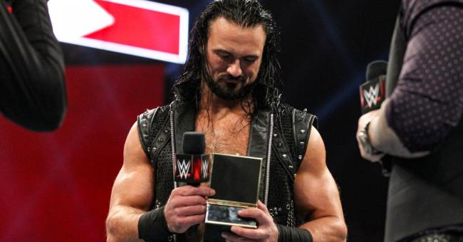 WWE Raw Results (12/3)