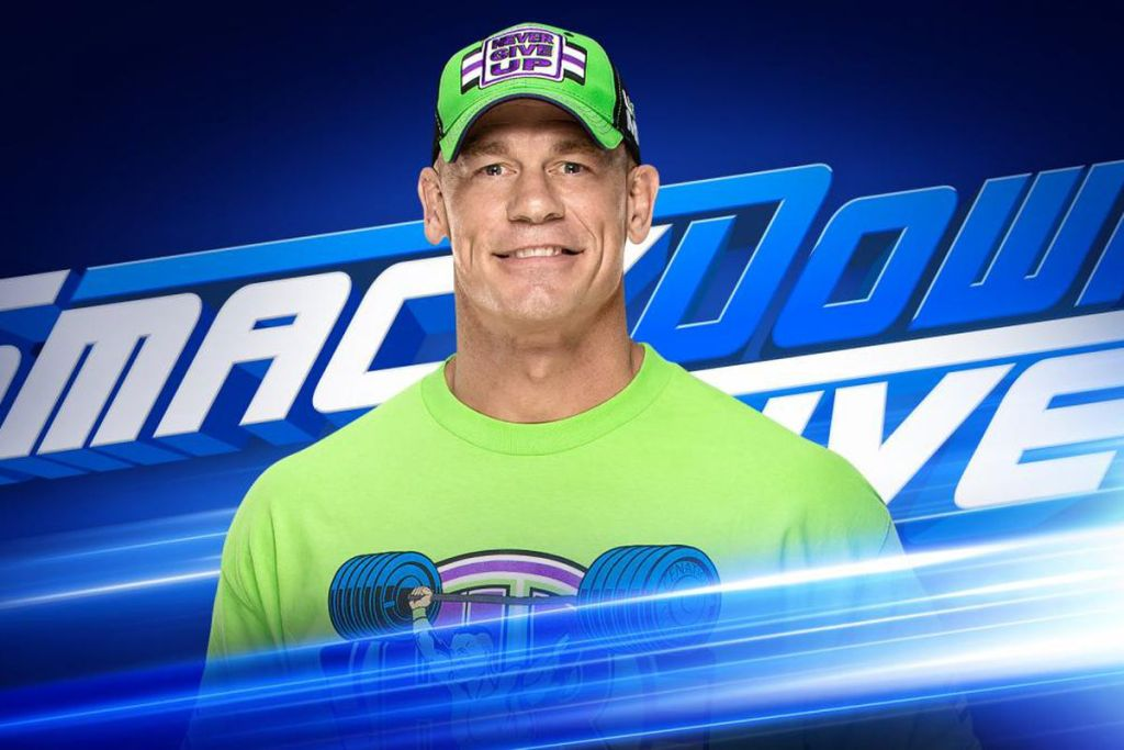 WWE SmackDown Live Results (1/1/19)