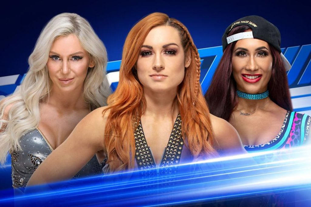 WWE SmackDown Live Results (1/8/19)