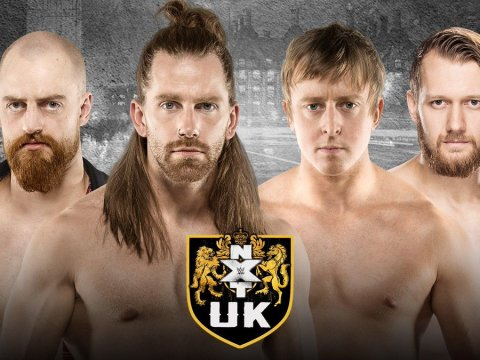 WWE NXT UK Results (1/9/19)