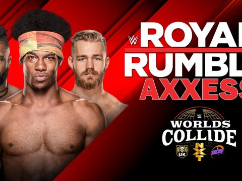 WWE Worlds Collide Results