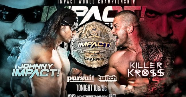 IMPACT Wrestling Results (1/25/19)