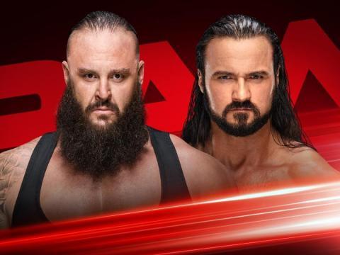WWE Raw Results (1/28/19)