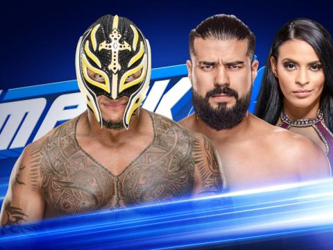 WWE SmackDown Live Results (1/15/19)