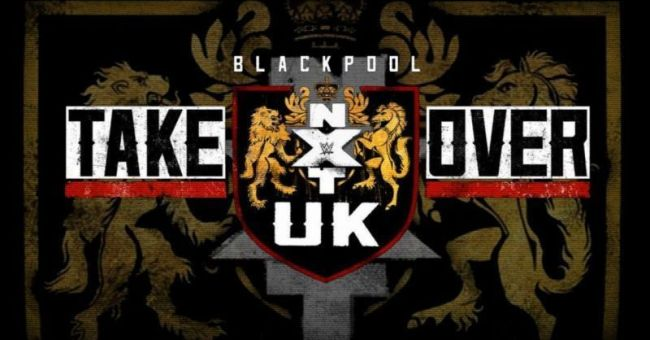 WWE NXT UK TakeOver Blackpool Results