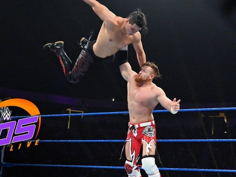 WWE 205 Live Results (1/15/19)