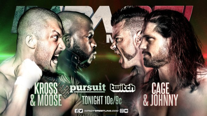 IMPACT Wrestling Results (2/1/19)
