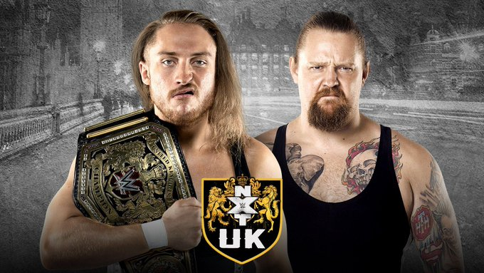 WWE NXT UK Results (2/13/19)