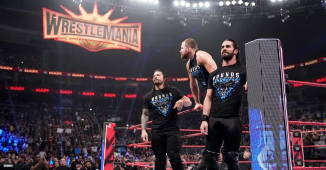 WWE Raw Results (3/11/19)