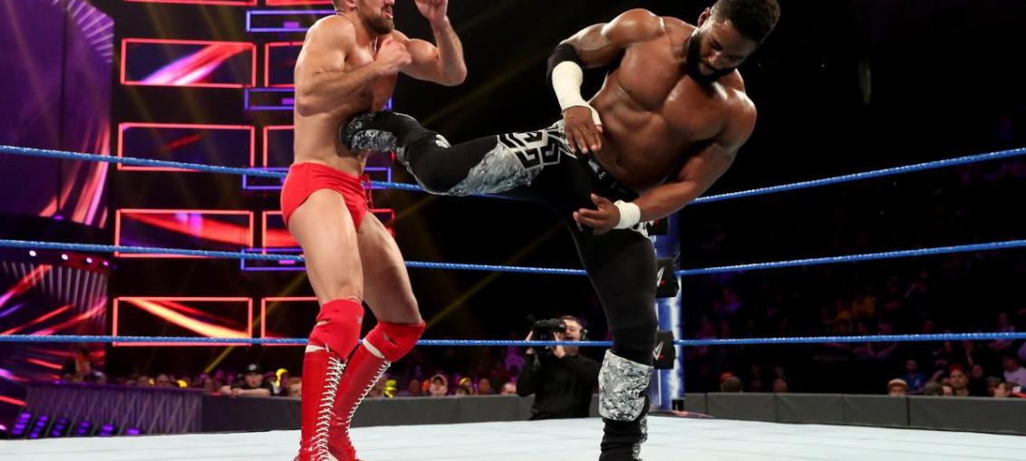 WWE 205 Live Results (3/12/19)