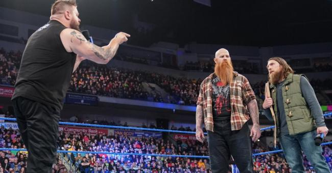 WWE SmackDown Live Results (3/5/19)