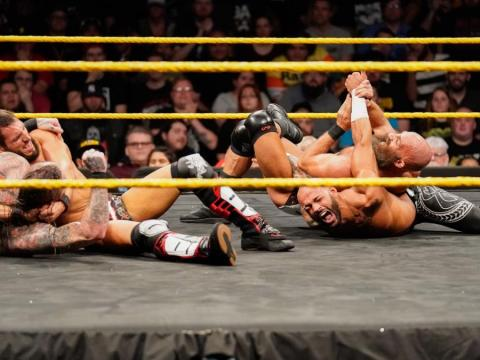 WWE NXT Results (3/13/19)