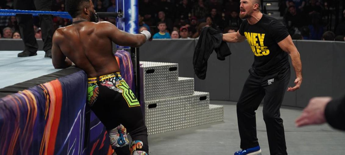 WWE 205 Live Results (3/26/19)