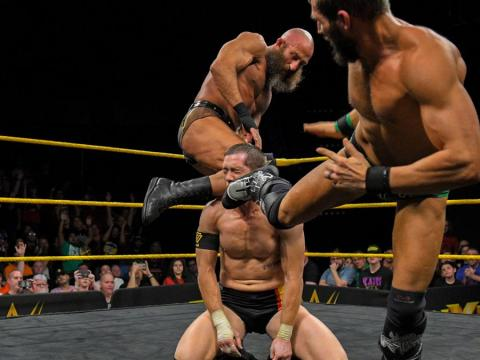 WWE NXT Results (3/6/19)