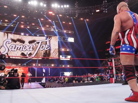 WWE Raw Results (3/25/19)