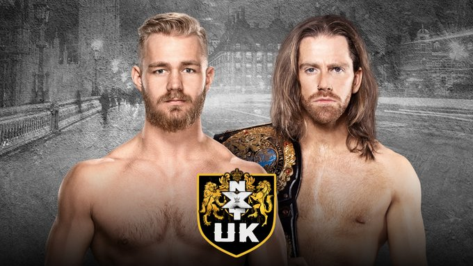 WWE NXT UK Results (3/20/19)
