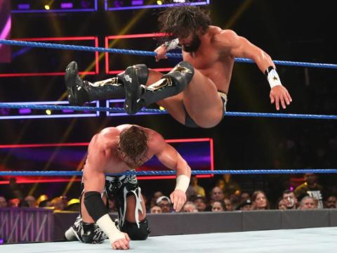 WWE 205 Live Results (4/9/19)