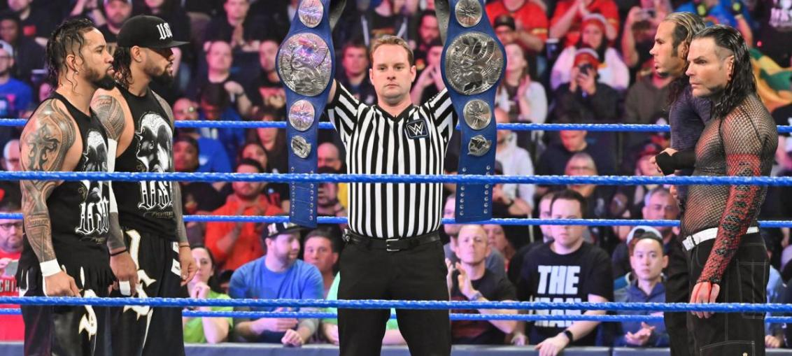 WWE SmackDown Live Results (4/9/19)