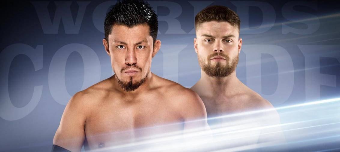 WWE Worlds Collide II Results (4/17/19)