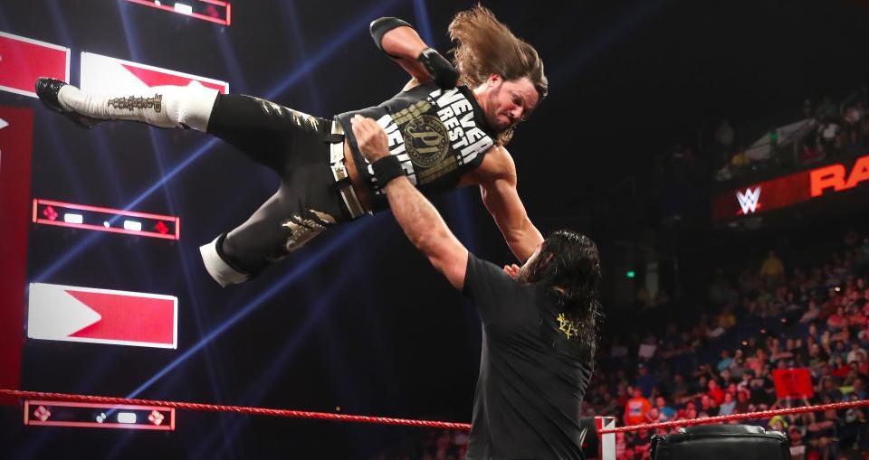 WWE Raw Results (4/29/19)