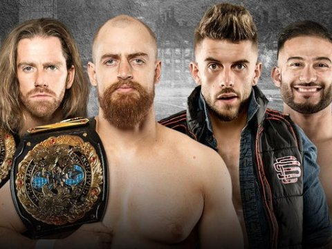 WWE NXT UK Results (4/17/19)