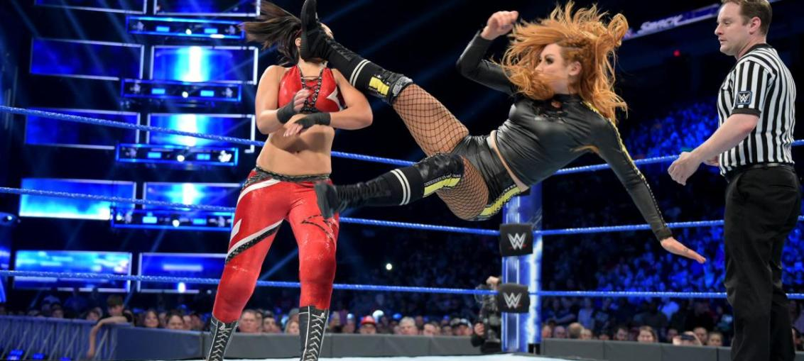 WWE SmackDown Live Results (4/30/19)