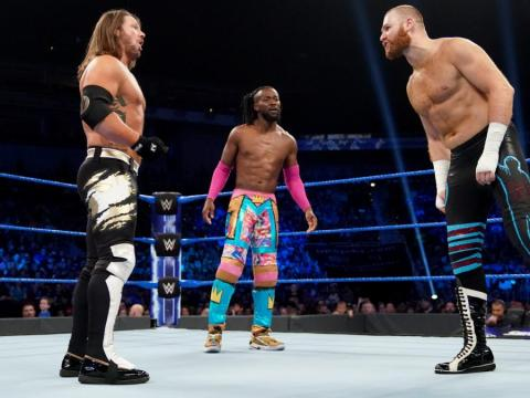 WWE SmackDown Live Results (5/7/19)