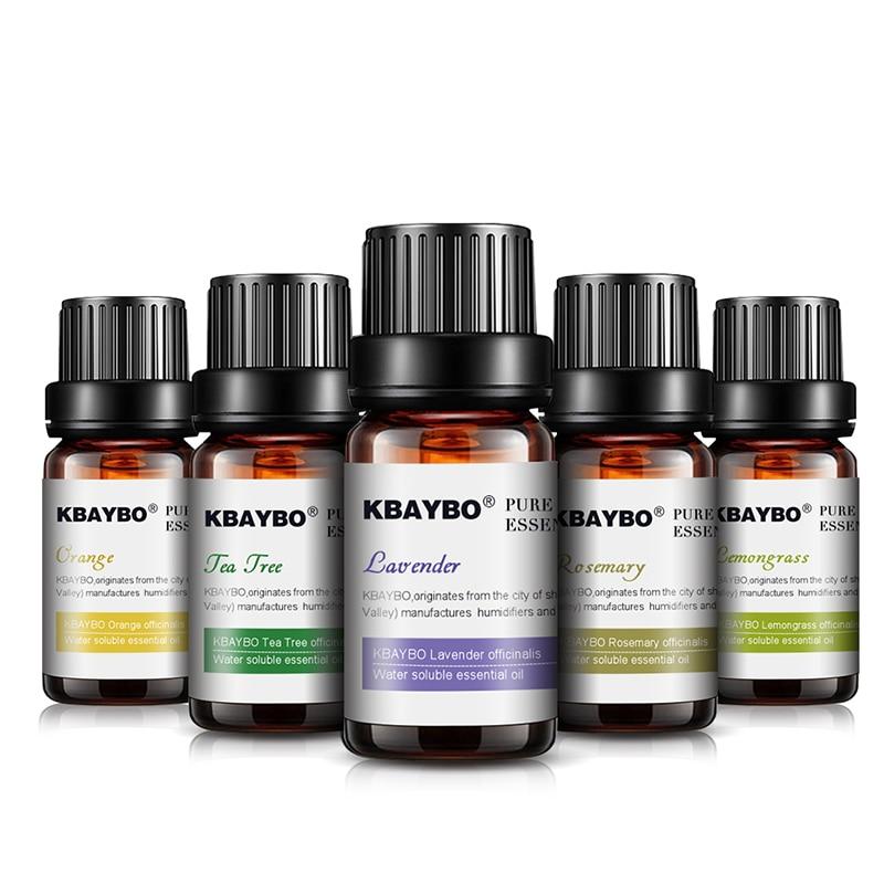 Aromatherapy Essential Oils 6 pcs Set