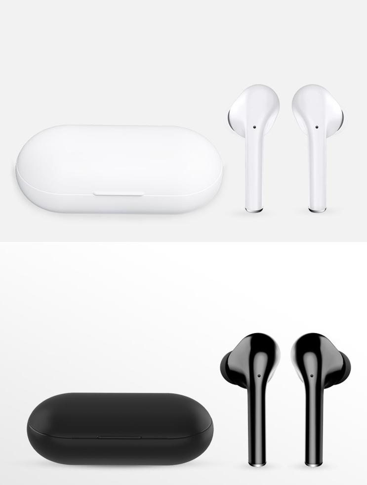 Wireless Dual Bass Sound Earbuds